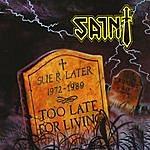 Saint Too Late For Living (The Originals: Three)