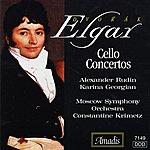 Alexander Rudin Dvorak / Elgar: Cello Concertos