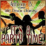 Anthony B It's A Party Time - Single