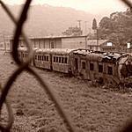 The Hipnecks Trainstops & Alleyways