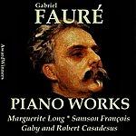 Marguerite Long Fauré Vol. 4 - Piano Works