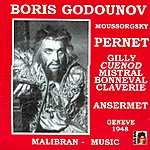 Ernest Ansermet Moussorgski : Boris Godounov (Genève, Switzerland 1948)