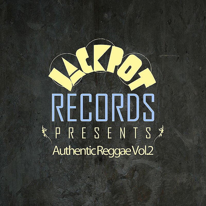 Cover Art: Jackpot Presents Authentic Reggae Vol.2