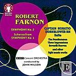 BBC Concert Orchestra Robert Farnon: Symphony No. 2 & Captain Horatio Hornblower Suite