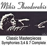 Mikis Theodorakis Classic Masterpieces Symphonies 3, 4 & 7 Complete Works