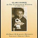 Clara Haskil Clara Haskil At The Ludwigsburg Festival (11 April 1953)