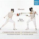 Stephan Genz Mozart: Arias & Duets