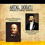 Antal Dorati Dorati Conducts Offenbach And Strauss II (Digitally Remastered)