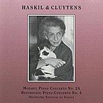 Clara Haskil Mozart: Piano Concerto No. 24 - Beethoven: Piano Concerto No. 4 (1955)