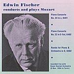 Edwin Fischer Edwin Fischer Plays Mozart (1954)