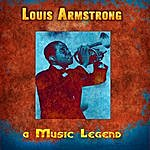 Louis Armstrong & His Band A Music Legend - Louis Armstrong