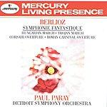 Detroit Symphony Orchestra Berlioz: Symphonie Fantastique; Hungarian March; Trojan March Etc