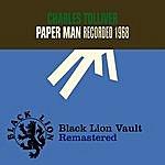 Charles Tolliver Paper Man