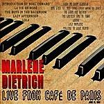 Marlene Dietrich Marlene Dietrich - Live From Café De Paris - June 21, 1954 (Live) [Remastered]
