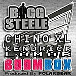Bigg Steele Boombox