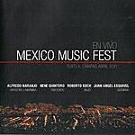 Alfredo Naranjo Mexico Music Fest (En Vivo, Tuxtla Chiapas Abril 2011)