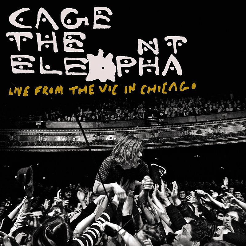 Cover Art: Live From The Vic In Chicago
