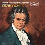 Jascha Heifetz Beethoven: Trio, Op. 3, In E-Flat,