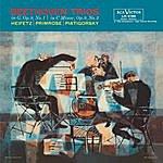 Jascha Heifetz Beethoven: Trio, Op. 9, No. 1, In G, Trio, Op. 9, No. 3, In C Minor