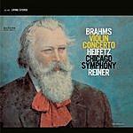 Jascha Heifetz Brahms: Violin Concerto In D, Op. 77