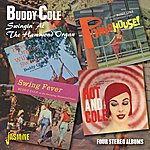 Buddy Cole Swingin' At The Hammond Organ - Four Stereo Albums