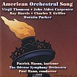 Odense Symphony Orchestra American Orchestral Song