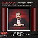 Garrick Ohlsson Beethoven Sonatas, Vol. 4