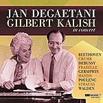 Gilbert Kalish Jan Degaetani And Gilbert Kalish In Concert