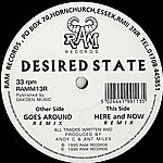 Desired State Goes Around (Remix) / Here And Now (Remix)