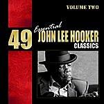 John Lee Hooker 49 Essential John Lee Hooker Classics Vol. 2