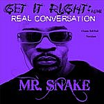 Mr. Snake Get It Right (Remix) / Real Conversation [Edited]