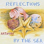 Artwork Reflections By The Sea