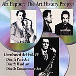 Art Pepper The Art History Project, Vol 2