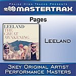 Leeland Pages [Performance Tracks]