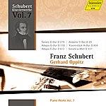 Gerhard Oppitz Schubert: Piano Works, Vol. 7