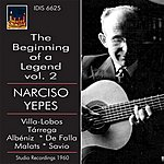 Narciso Yepes The Beginning Of A Legend, Vol. 2 (1960)
