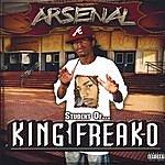 Arsenal Student Of King Freako