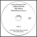 Arthur Jackson My Prayer