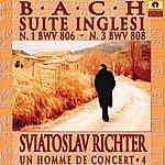 Sviatoslav Richter J. S. Bach: English Suites Nos. 1 & 3