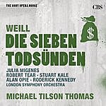 Michael Tilson Thomas The Seven Deadly Sins And The Threepenny Opera - The Sony Opera House