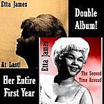 Etta James Double Album: At Last! / The Second Time Around