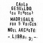 Carlo Gesualdo Carlo Gesualdo : Madrigals For Five Voices - Libro 3.