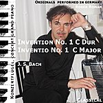 Johann Sebastian Bach Invention Nr. 1, N. 1, No. 1 ( 1st Invention ) (Feat. Roger Roman) - Single