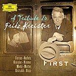 Christian Ferras A Tribute To Fritz Kreisler