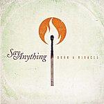 Say Anything Burn A Miracle - Single