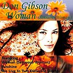 Don Gibson Woman (Sensuous Woman)