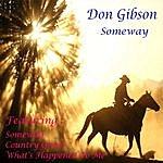 Don Gibson Someway