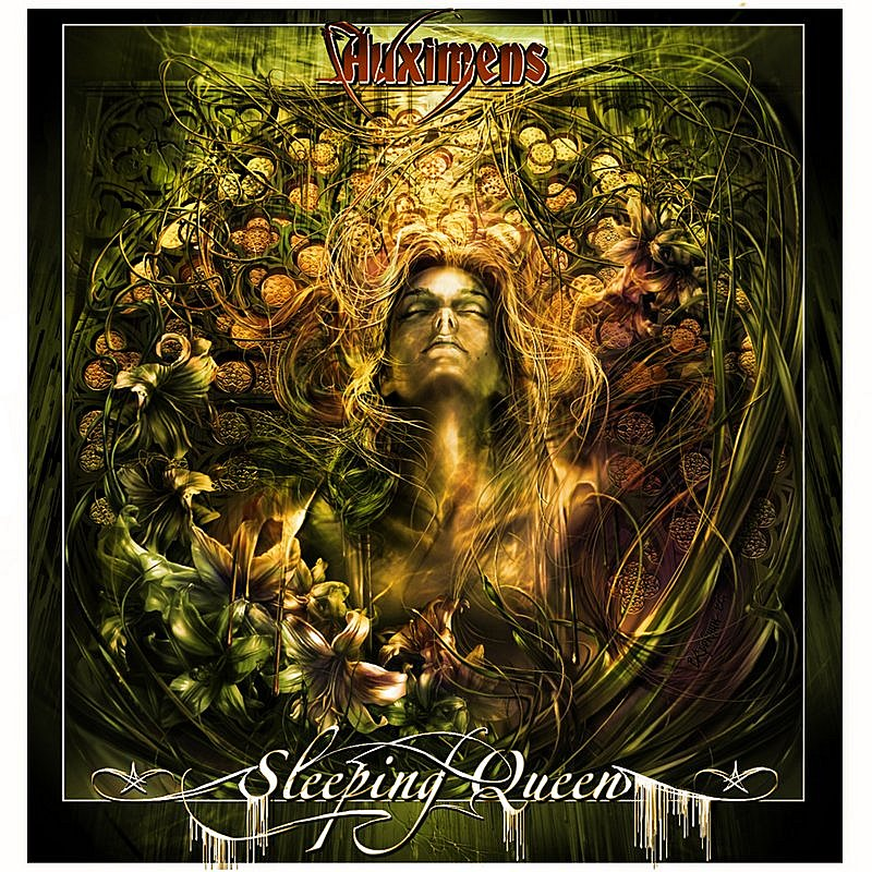Cover Art: Sleeping Queen