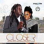 Richie Spice Closer (Feat. Raquel Oliver) - Single
