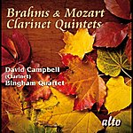 David Campbell Brahms & Mozart Clarinet Quintets